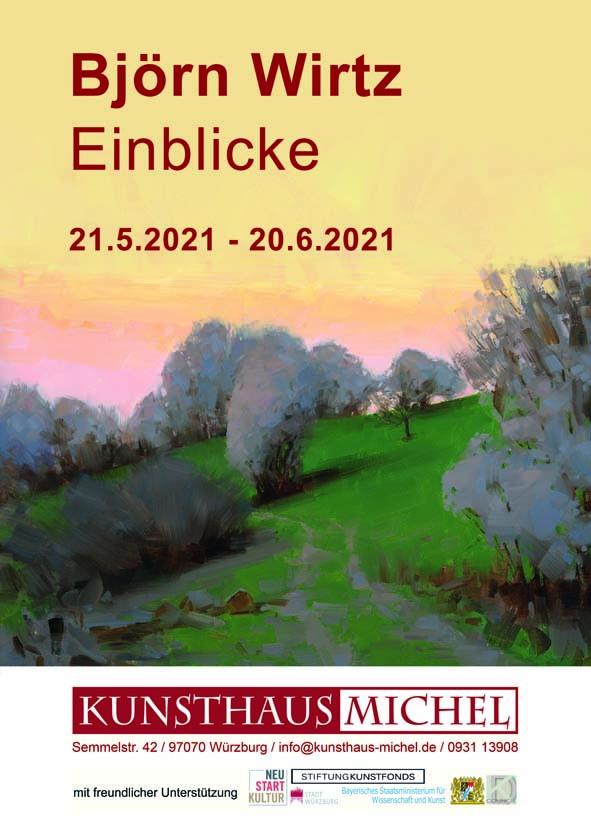 Ausstellung Björn Wirtz